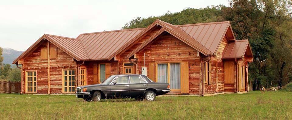 Montažne drvene kuće